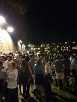 Saturday night Garonne