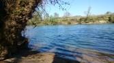 Sunday - The Garonne at Les Quinze Sols