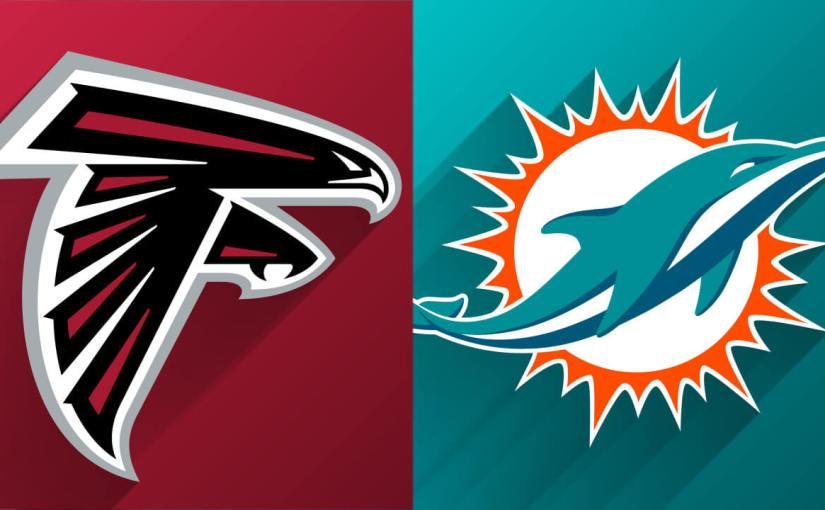 Preseason Preview: Week 2 Falcons @ Dolphins