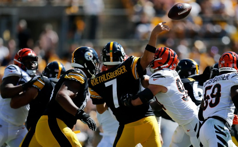 Cincinnati Bengals Position Grades after beating the Pittsburgh Steelers 24-10