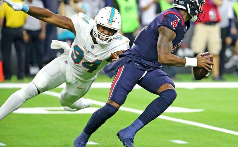 The Deshaun Watson-Miami Dolphins Saga