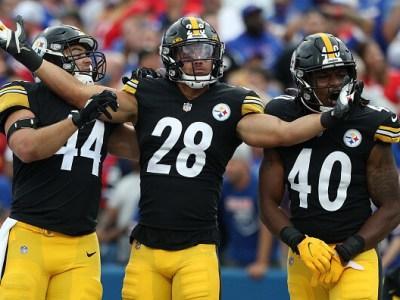 Steelers Bills recap