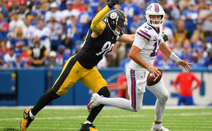 Bills Offense Can't Stop Steelers Pass Rush – Week 1 Review