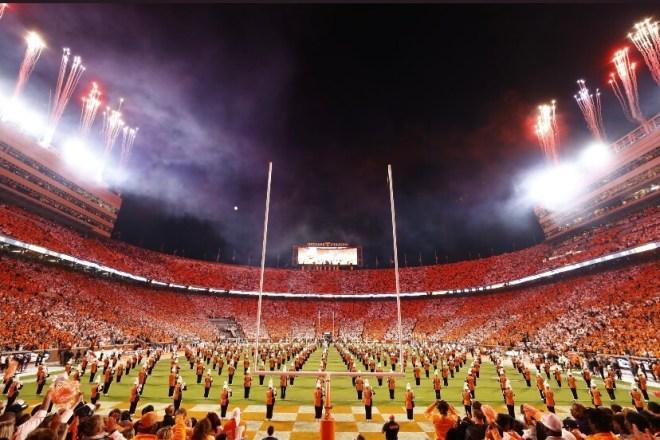 Tennessee vs Ole Miss