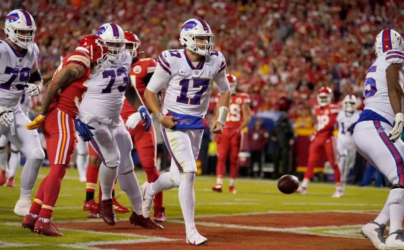 Bills vs Chiefs Week 5 Review: Allen Rains TDs in Stormy Kansas City