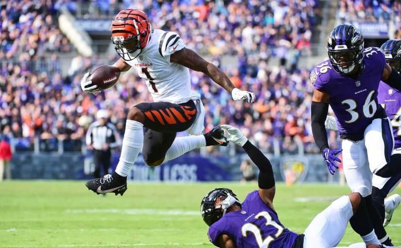 Cincinnati Bengals' Position Grades after crushing the Ravens 41-17