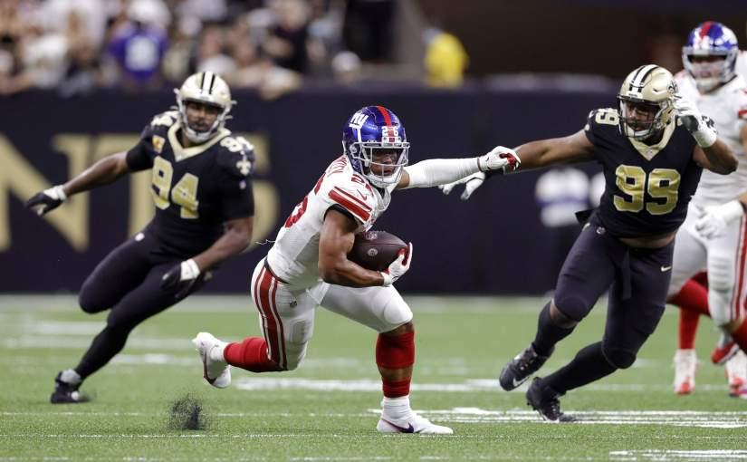 NFL Power Rankings: 7 Up, 7 Down – Good Quads like Saquon