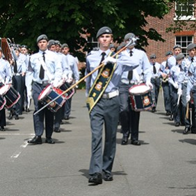 Devon and Somerset Wing Band