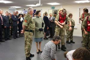 Honiton Opening - 1st Aid