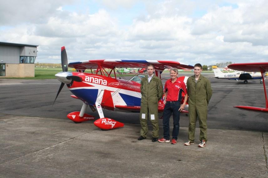 Pitts Special Flight
