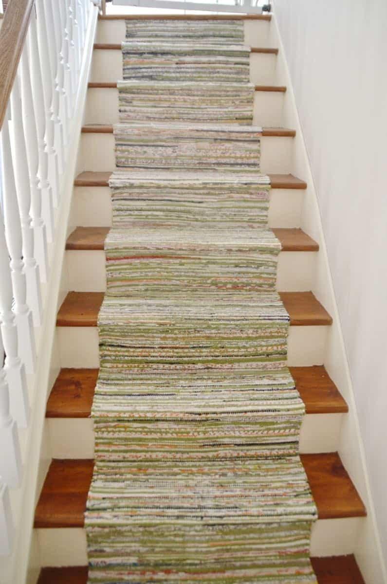 Staircase Runner For Under 50 | Carpet Stair Treads Ikea
