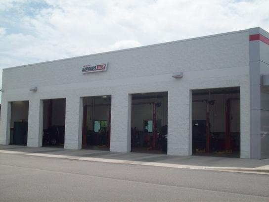 Rick Hendrick Toyota Car Dealership In Fayetteville Nc