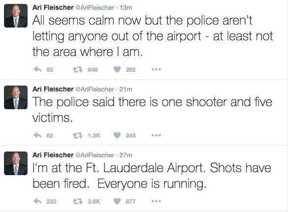 Fort Lauderdale Airport Shooting