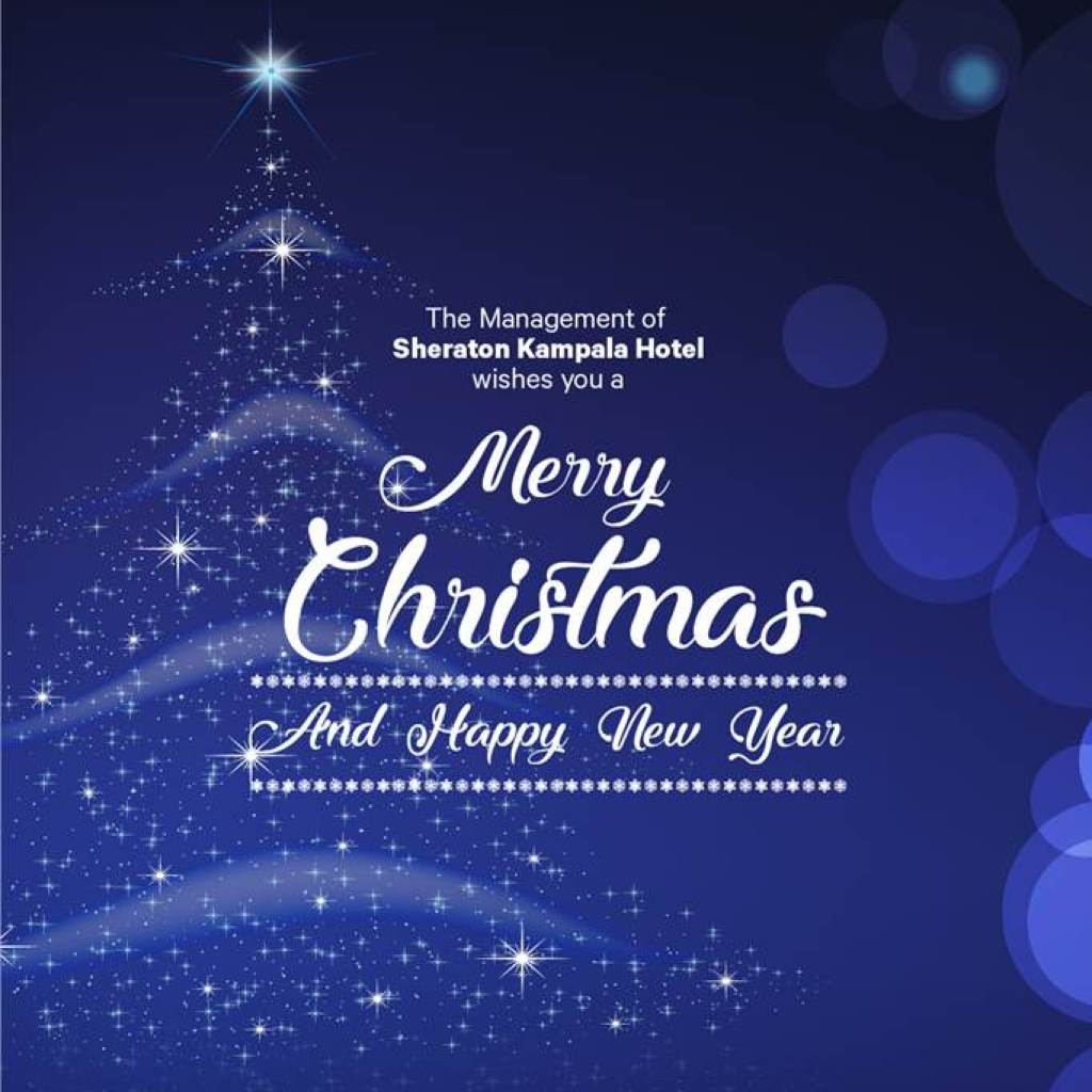 Seasons Greetings For All Atcnews Readers From The Sheraton Kampala