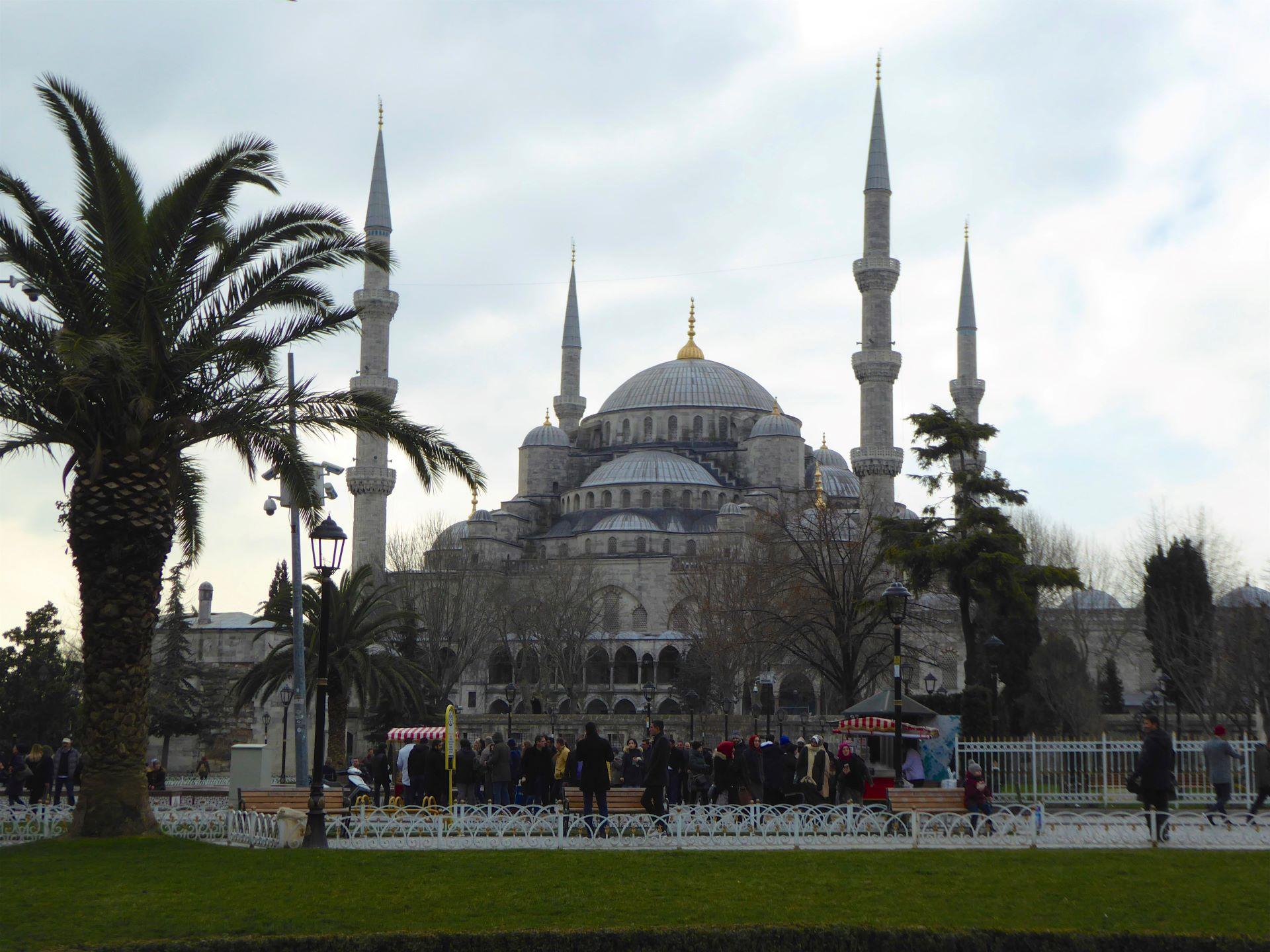 Stambuł, Błękitny Meczet