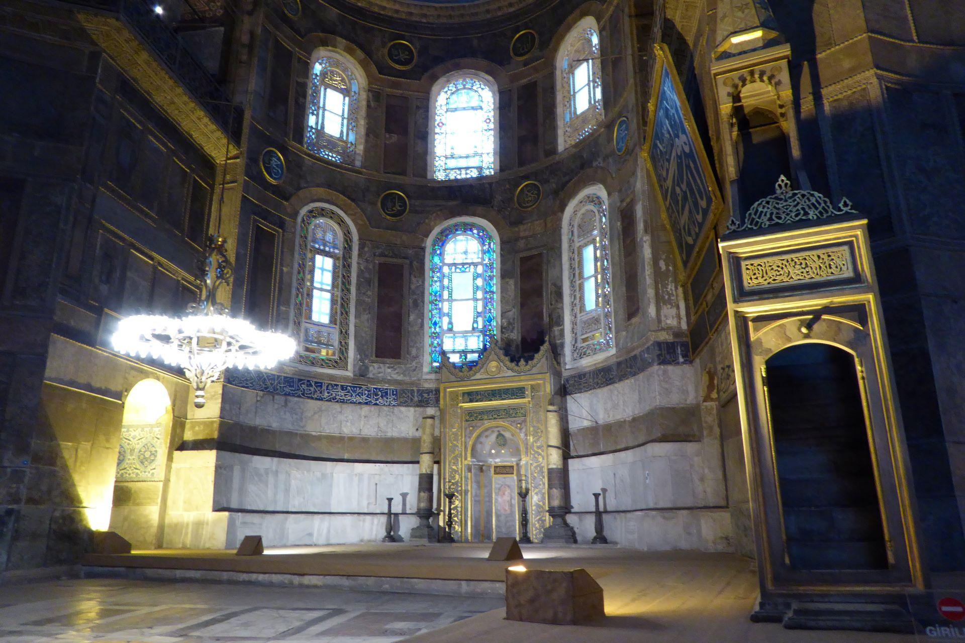 Stambuł Wspaniałe Stulecie: Hagia Sophia