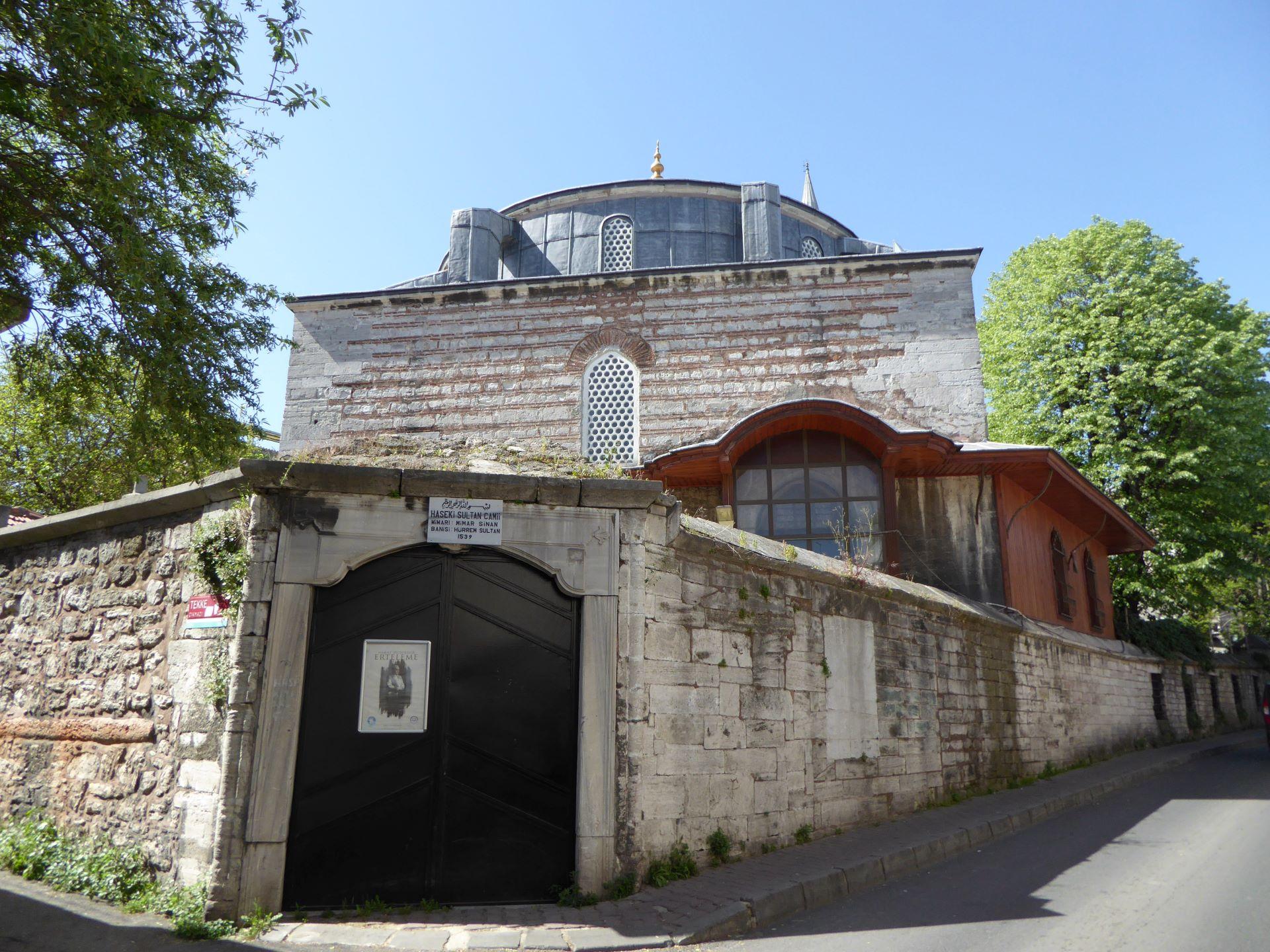 Stambuł Wspaniałe Stulecie: meczet Hürrem