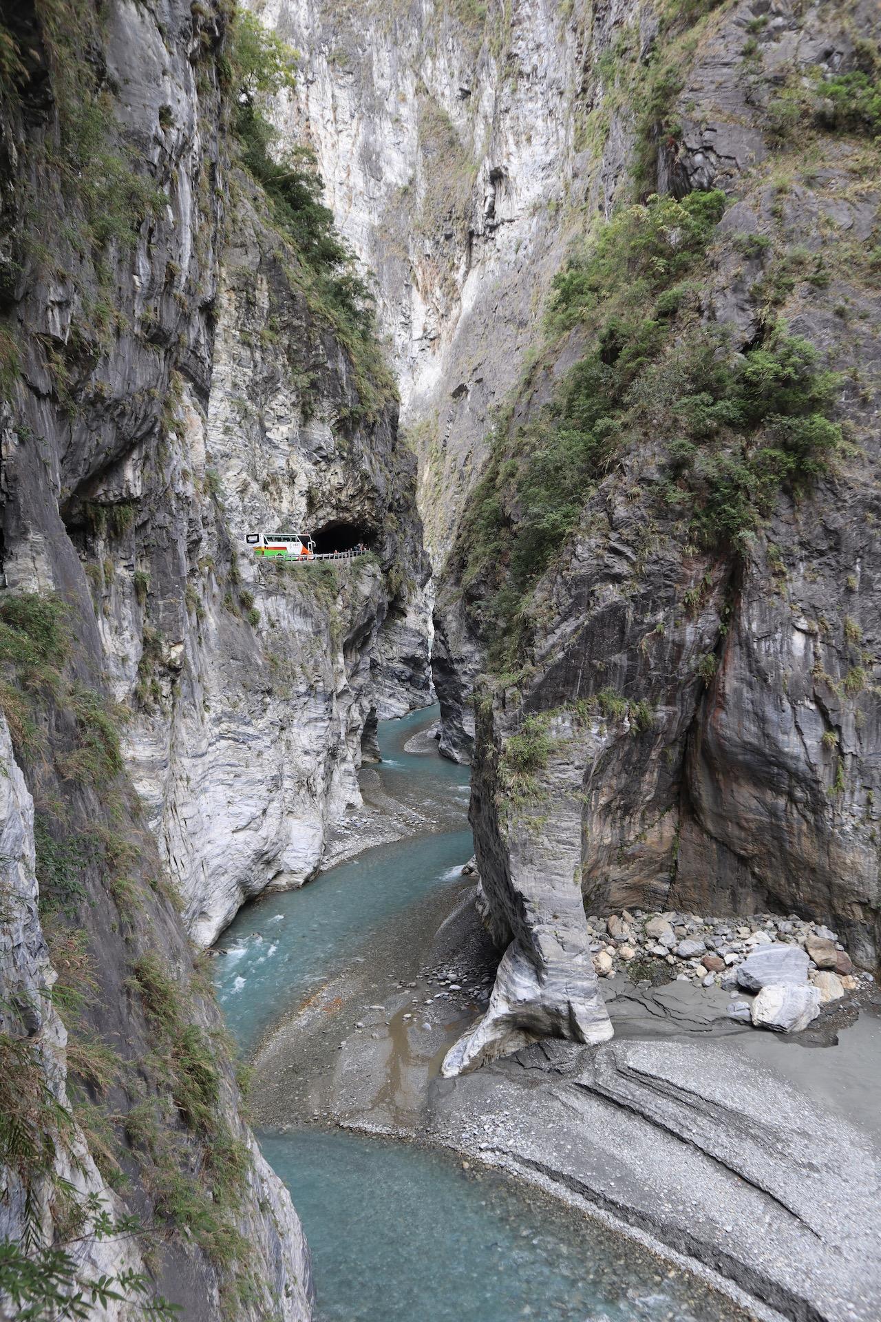 Park Narodowy Taroko: Swallow Grotto