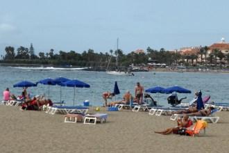 Playa de Arona, Tenerife