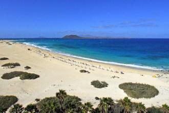Corralejo. Fotografía del Cabildo de Fuerteventura