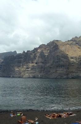 Playa de Los Gigantes, Tenerife.