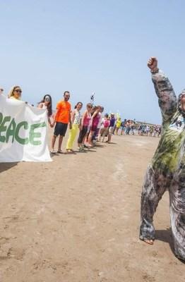 Fotografía de Greenpeace