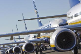 Fotografía de Ryanair