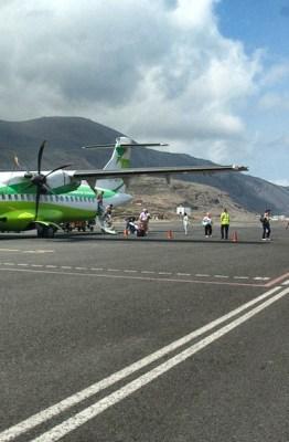 Aeropuerto de El Hierro. Fuente: Cabildo de El Hierro