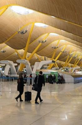 Aeropuerto Adolfo Suárez-Madrid Barajas. Fotografía: AENA Aeropuertos