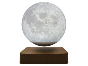 LampDepot LED Levitating Lamp (Moon)
