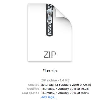 f.lux zip metadata