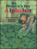 Pick of the Week- St. Patrick's Day Alphabet