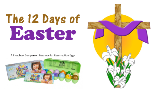 12 Days of Easter