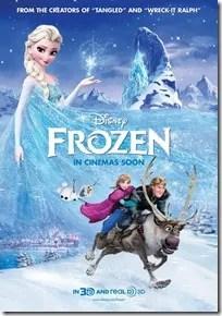 Disney's Frozen {Review}