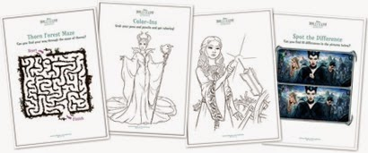 Maleficent Family Pack