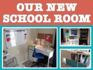 I Got a School Room!