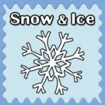 Snow & Ice Printables