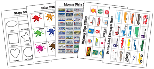 Are you looking for road trip activities to keep your entertained on a long drive? Check out this list of our favorites and grab some FREE printables.