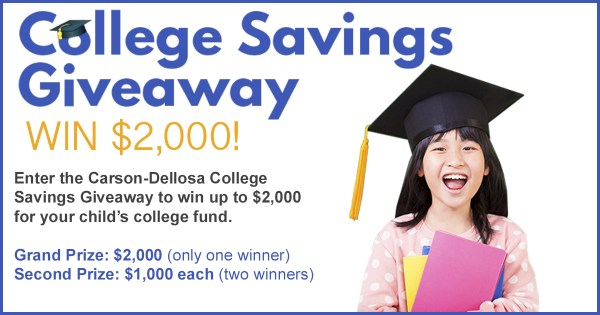 College Savings Givaway