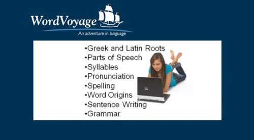 Save on both the parent-led program and the online tutoring options of Word Voyage when you purchase through the Homeschool Buyer's Co-Op. // Retail price: $65. Current group price: $45. Save 10-15% on online tutoring.