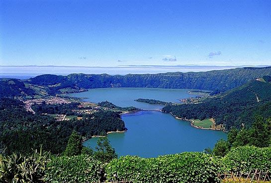 O Point dos mergulhadores - Ilha São Miguel, a terceira Ilha principal dos Açores