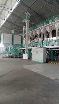 pemasangan kilang padi di Kabupaten Bekasi