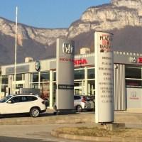 Bâtiments commerciaux : Alfa Romeo & Ducati, Yamaha, The Brasseur