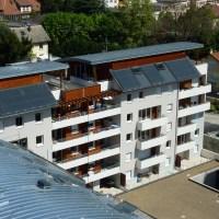 110 logements collectifs THPE à Chambéry Joppet