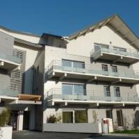 35 logements collectifs BBC à St-Alban Leysse