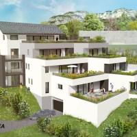 L'Altéa : 9 logements en accession à la propriété à St-Alban Leysse