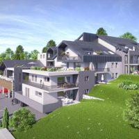 15 logements collectifs à Mouxy
