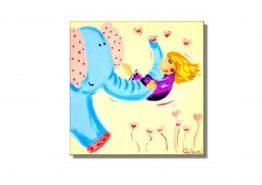 Elefant Art Nr. 1218