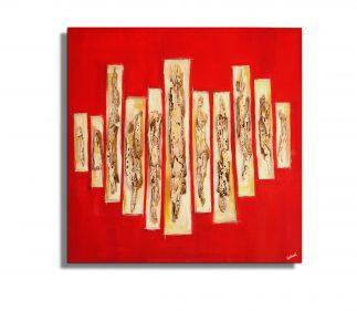 Abstrakt Art Nr. 1242