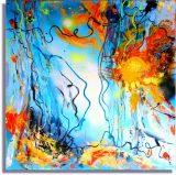 Abstrakt Art Nr. 1334